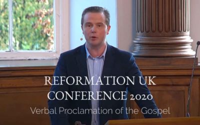 Verbal Proclamation of the Gospel
